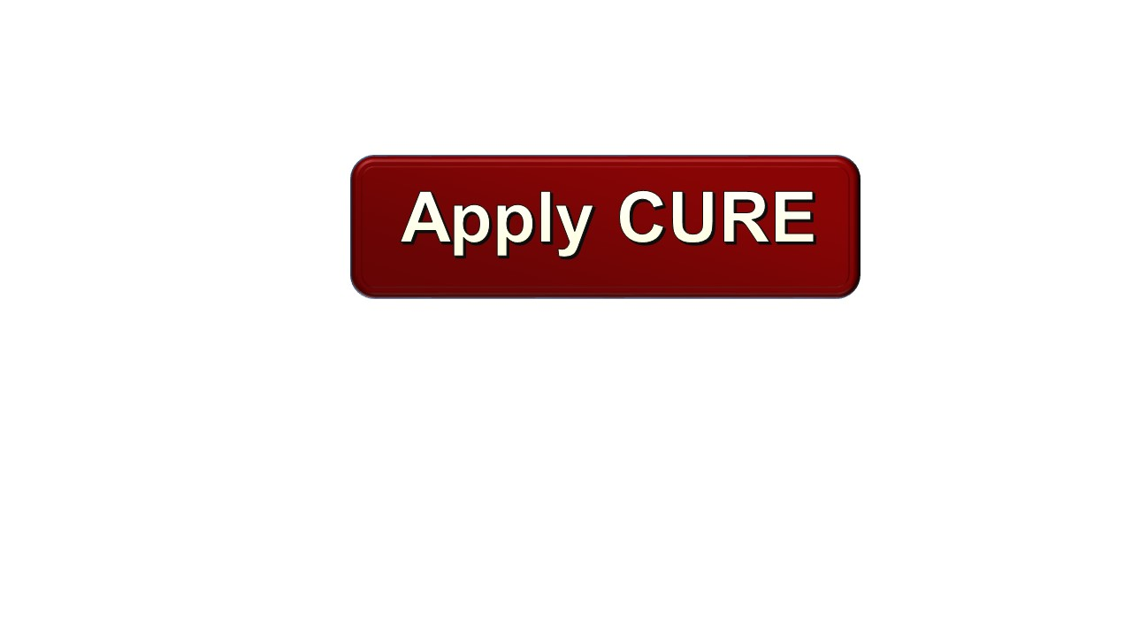 Apply CURE