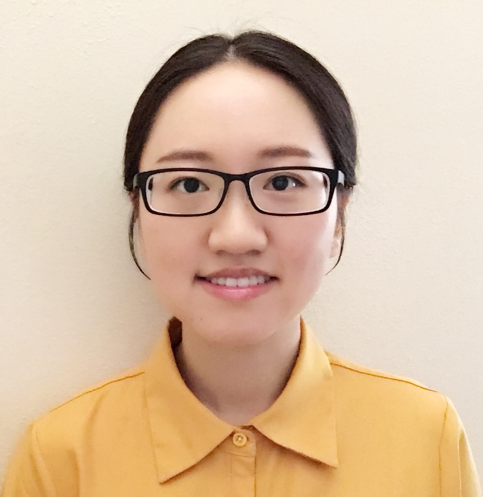 Yue Li Doctoral Dissertation Photo
